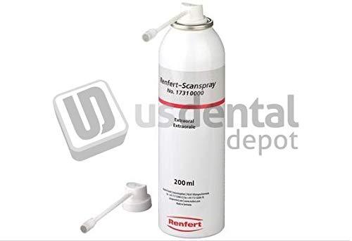 RENFERT - Renfert Scanspray 1x200ml 6.76 Oz - # 17310000 120687 Denmed Wholesale