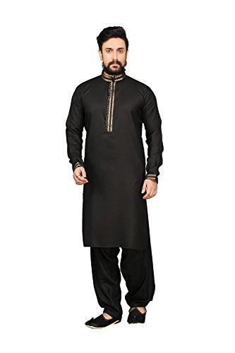 FourCorners2013 Indian Party Wear Designer Traditional Kurta Pajama For Men by FourCorners2013