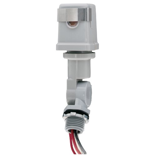 Intermatic K4221C 120-Volt Stem and Swivel Mount Thermal Photocontrol