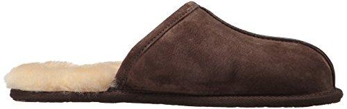 UGG M Scuff 5776, Pantofole, Uomo Braun (Esp)