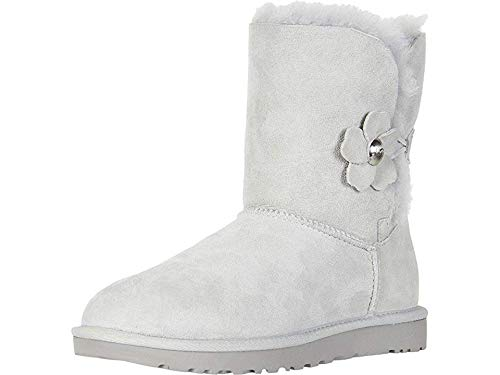 UGG Women's Bailey Button Poppy Boot, grey violet, for sale  Delivered anywhere in USA
