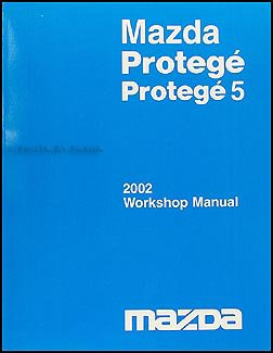 mediatime.sn Other Car Manuals Car & Truck Manuals 02 2002 Mazda ...