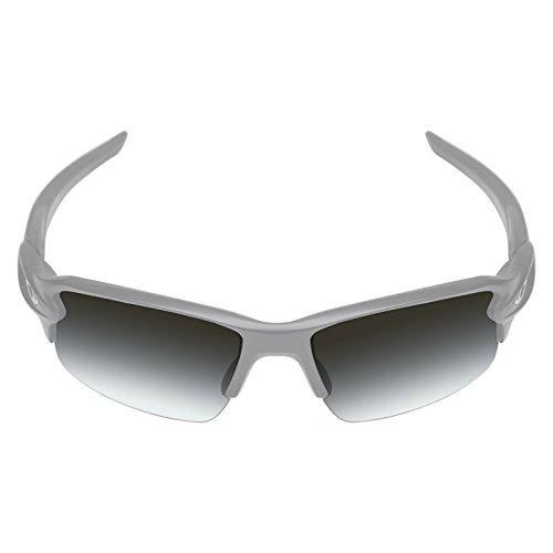 - Galvanic Replacement Lenses for Oakley Flak 2.0 Asian Fit Sunglasses - Gradient Polarized