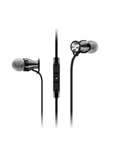 Sennheiser Momentum In Ear (iOS version) - Black Chrome