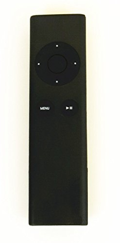 New Replacement Remote Controller compatible for A-p-p-l-e Mac Music System TV iPhone ( MC377LL/A ()