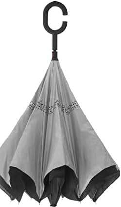 Hasëndad Coolbrella Paraguas de cierre inverso: Amazon.es: Equipaje