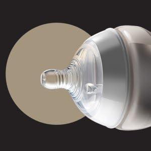 2 nipples 1 paquete Tommee Tippee Closer To Nature Tetas de flujo medio