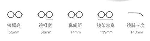 ojo móvil Gafas radiación prueba número anti de color equipo Golden KOMNY gafas de y a espejo bronce de teléfono plano gafas azules excesivo Sq7xdEvwn