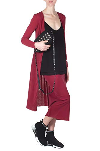 Jucca Donna Rosso Primavera estate 2019 J2915007 Gonna Longuett 6gqxaTr6w