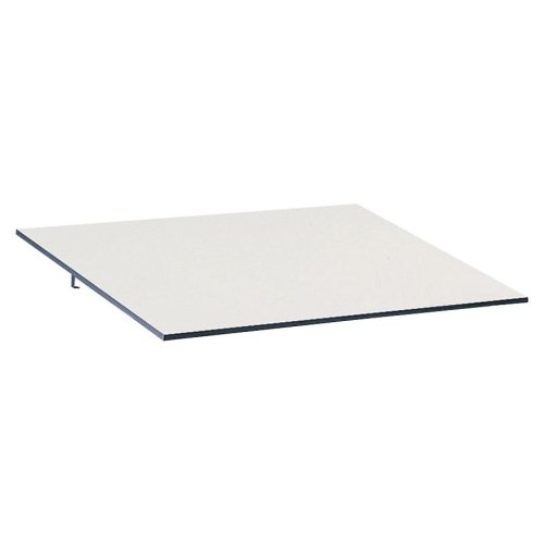 "Safco Vista Adjustable Drafting Table Top - Rectangle - 36"" x 48"" - White Top"