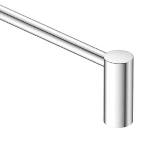 Moen YB0424CH Align 24-Inch Bathroom Towel Bar, Chrome by Moen