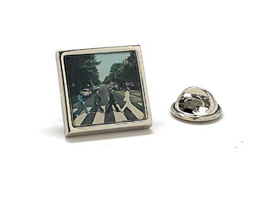 Williams and Clark Enamel Pin The Beatles Abbey Road Lapel Pin Hard Enamel Pins Band Fans Lapel Pin Music Players Famous Art Work (Beatle Pins)