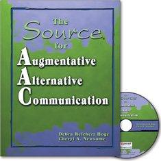 The source for augmentative alternative communication