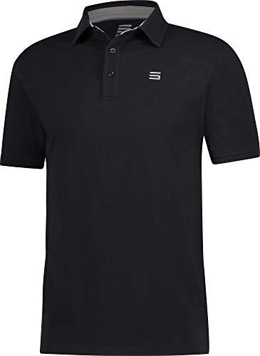 Jolt Gear Cotton Polo Pure Black, M
