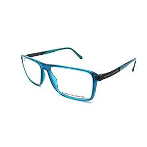 Porsche Design Rx Eyeglasses Frames P8259 D 57x15 Green Titanium Made in Japan