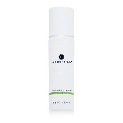 Credentials Deep Purifying Cleanser 6.8 fl oz.