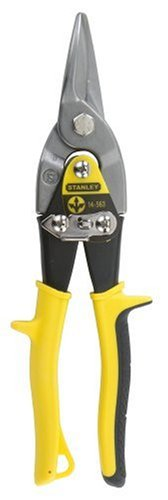 Cordless Framer - Stanley FatMax 14-563 9-7/8-Inch Straight Cut Aviation Snip
