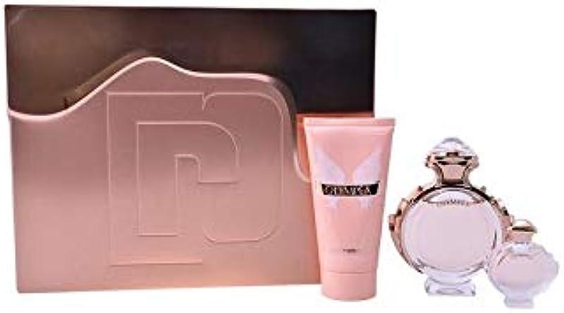 Estuche Paco Rabanne Olympea Edp 50 ml + Miniatura 6 ml + Loción Hidratante 75 ml: Amazon.es: Ropa y accesorios