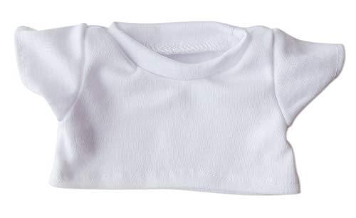 White T-Shirt Clothing Fits 8