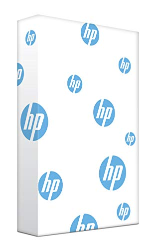 HP Printer Paper, Office20 Paper, 11x17, Ledger Size, 20lb, 92 Bright, 1 Ream / 500 Sheets (172000R) Acid Free Paper ()