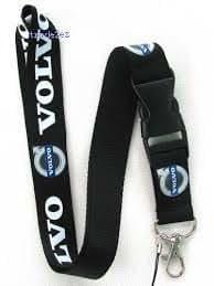 Amazon.com: Volvo Llavero Lanyard Badge Holder: Office Products