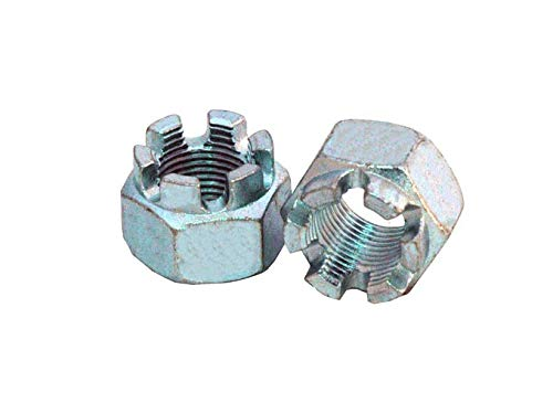 Durablue Castle Axle Hub Nut 18MM Aluminum ATV Universal