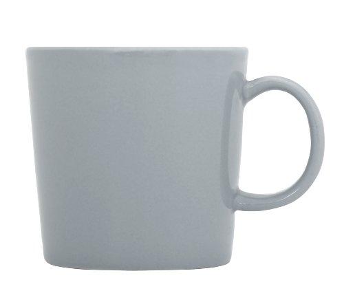 Iittala Teema 10-Ounce Mug, Pearl Gray