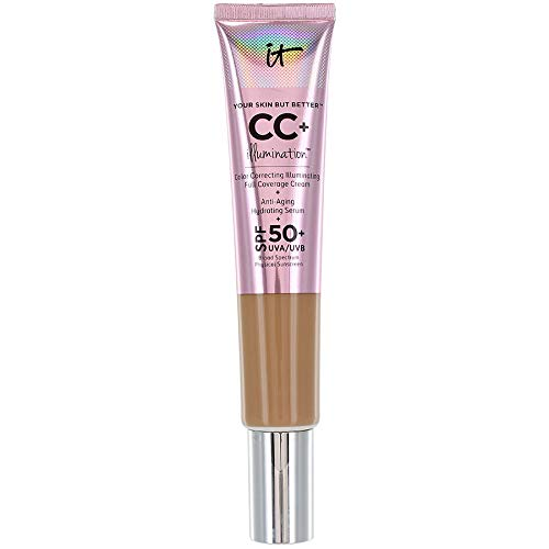 IT Cosmetics Your Skin But Better CC+ Illumination - Tan (Super-Size)