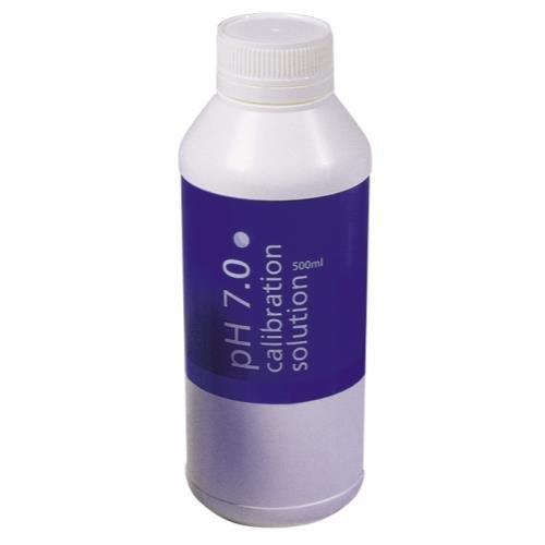 Price comparison product image BlueLab PH 7.0 Calibration Solution,  500 milliliters