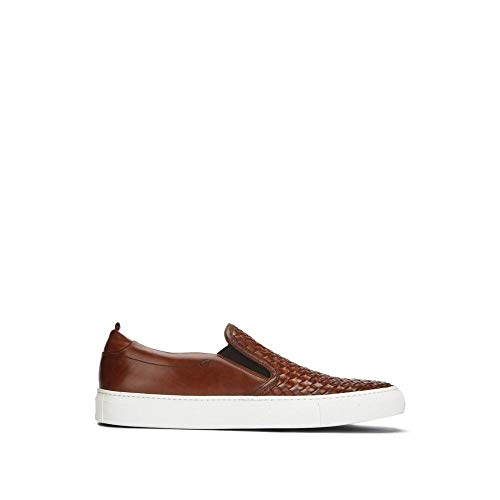Kenneth Cole New York Men's GRIFYN Sneaker, Cognac, 9.5 M US