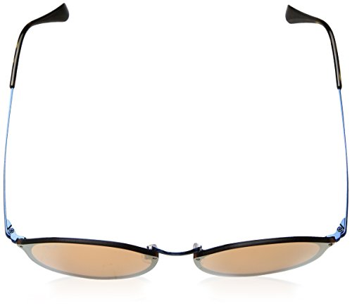Ray 3574n ban Sonnenbrille Blaze rb Blue Round rTrzqw4