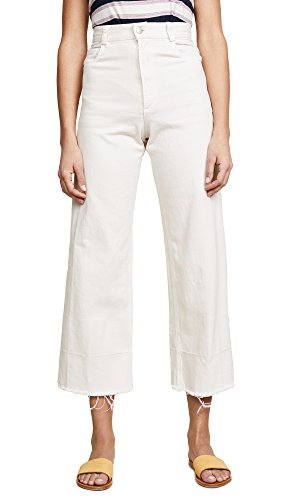 Rachel Comey Women's Legion Jeans, Dirty White Wash, 8 - Dirty Wash Jeans