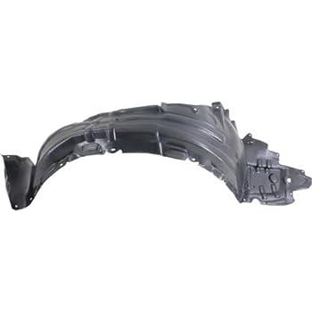 New Front RH Side Inner Fender Splash Shield Fits 04-05 Toyota Sienna TO1249130