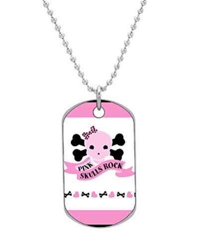 Tag Girl Color3 Necklace Blue Dog Keychain Ev04Wqc8Ez