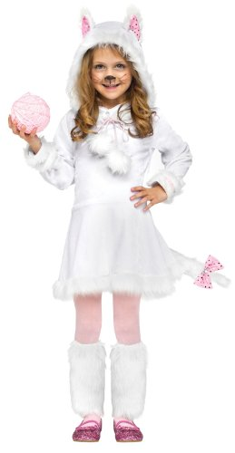 Persian Kitty - Persian Kitty Toddler Costume - Child Small