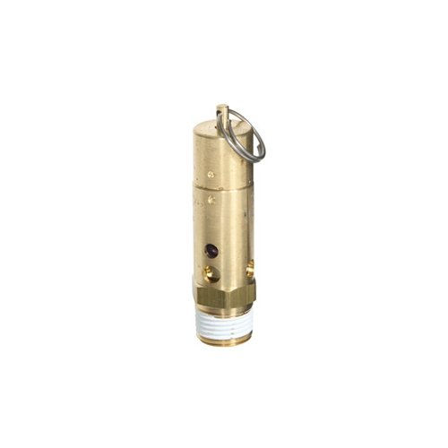 -65 Degree F 2.69 Height Midwest Control SRH375-50 ASME Hard Seat Safety Valve 400 Degree F Temperature Range 50 psi 1//2 2.69 Height 1//2