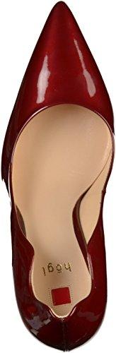 HÖGLEllie - Zapatos de Tacón mujer Rojo (Raspberry)