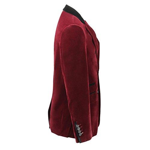 Tous Les Vendu Gilet Séparément Bordeaux Vintage Veste En Rouge Homme Pour 3 Tuxedo Blazer Pantalon nbsp;pièce Velours gOqaaZ7