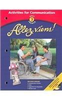 Allez, viens!: Activity for Communication Level 3