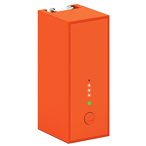 Vojo Portable Phone Charger 3350mah Magic Power Bank With Wall Outlet Onemini External Battery