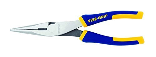 Irwin Visegrip 10505504 Long Nose Plier with Mouldedハンドルby Irwin Visegrip B01HR4DXC8