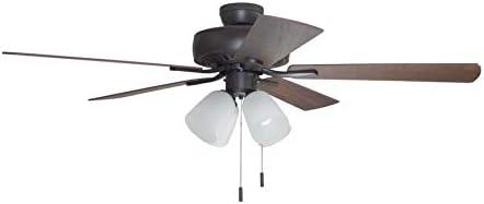 Harbor Breeze Grace Bay - Ventilador de techo para interiores (52 ...