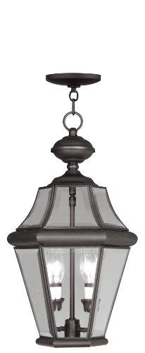 Livex Georgetown 2265-07 Outdoor Hanging Lantern - 18.75H in