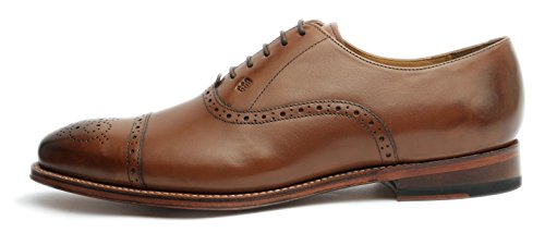 Gordon & Bros4561-b Black - Stivali Chukka Uomo Marrone