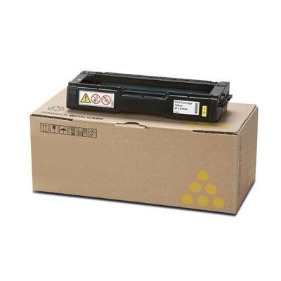 New Ricoh Sp-C310a Yellow Toner Cartridge Print Technology Laser Typical Print Yield 2500 Page