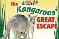 Read Online The Kangaroos' Great Escape (Animal Storybooks) pdf