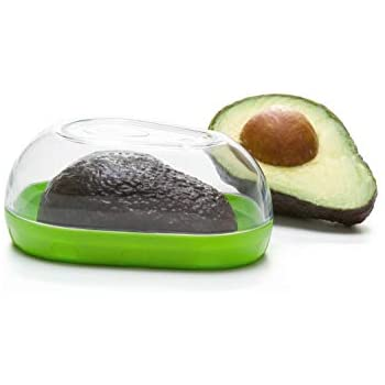Prepworks by Progressive Avocado Keeper - Keep Your Avocados Fresh for Days,Snap-On Lid, Avocado Storage Container - Prevent Your Avocados From Going Bad