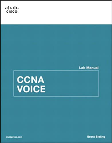 Ccna voice lab manual brent sieling ebook amazon fandeluxe Choice Image