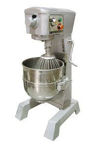 Omcan 20442 Commercial SP300AE 30 Qt Planetary Mixer by Omcan