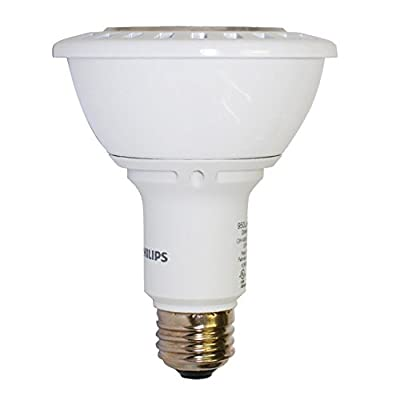 LED PAR30 3000K 25 Degree Flood Light | Philips AirFlux | 12.5PAR30/F25 3000 Dim SO [454678] Dimmable Indoor/Outdoor